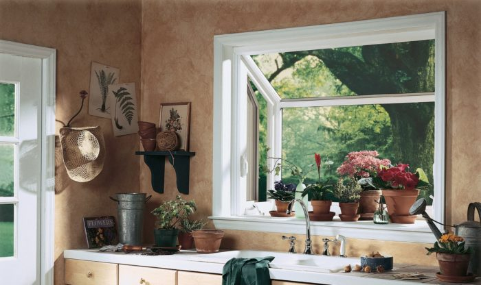Alside® Garden Windows